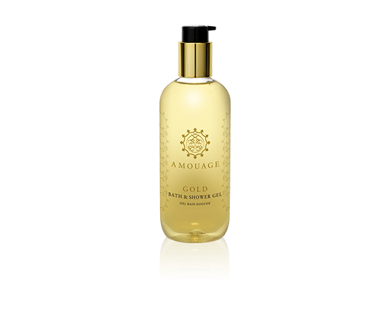 ГЕЛЬ ДЛЯ ДУША AMOUAGE GOLD WOMAN фото оригинал